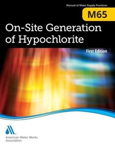 On-Site Generation of Hypochlorite (M65)