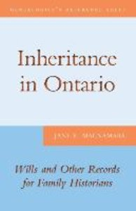 Inheritance in Ontario