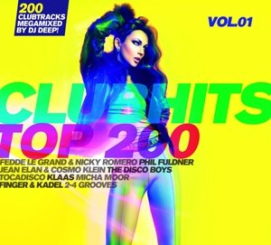 Clubhits Top 200 Vol.1