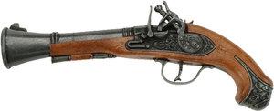 100-Schuss-Piratenpistole