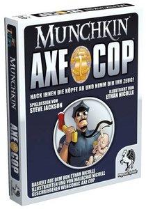 Munchkin Axe Cop