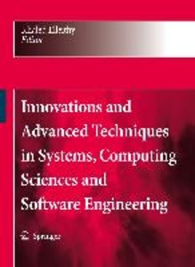 Innovations and Advanced Techniques in Systems, Computing Scienc