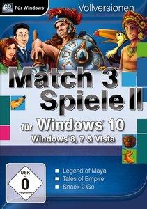 Match-3-Spiele II für Windows 10
