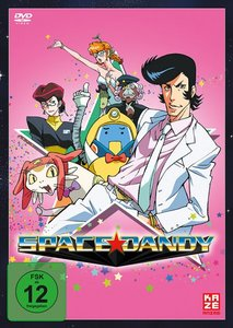 Space Dandy - DVD 5 + Sammelschuber