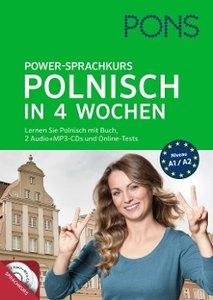 PONS Power-Sprachkurs Polnisch in 4 Wochen