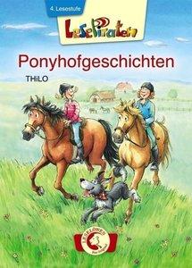 Lesepiraten - Ponyhofgeschichten