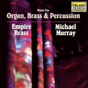 Music For Brass Organ+Perc