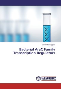 Bacterial AraC Family Transcription Regulators