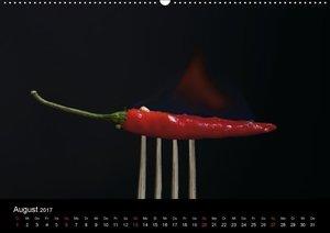 Hot Chili Küchen Kalender Schweizer KalendariumCH-Version