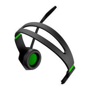MH-1 SuperLite Messenger Headset (Wired)