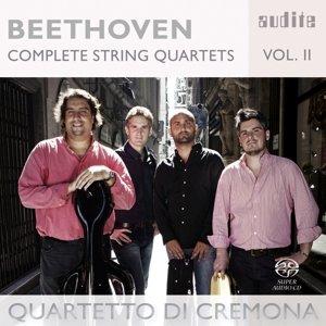 Sämtliche Streichquartette Vol. II