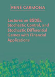 Lectures on BSDEs, Stochastic Control, and Stochastic Differenti