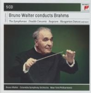 Bruno Walter Conducts Brahms