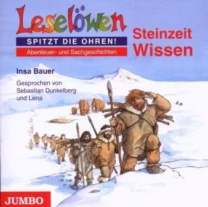 Leselöwen: Steinzeit Wissen