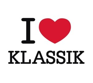 I love Klassik - 2 CD