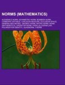 Norms (mathematics)