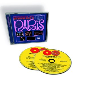 Motortown Revue Live In Paris (2CD)