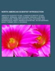North American scientist Introduction