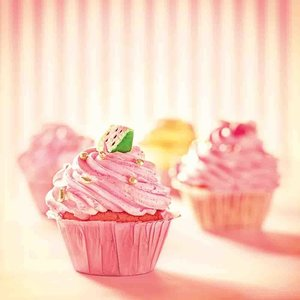Muffins and Cupcakes 2018 Artwork