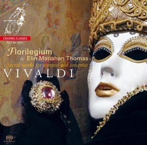 Sacred Works for Soprano & Concertos