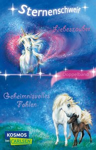 Sternenschweif: Liebeszauber / Geheimnisvolles Fohlen (Doppelban