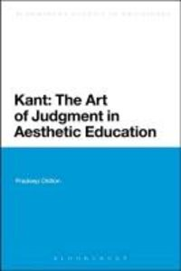 Kant: The Art of Judgment in Aesthetic Education