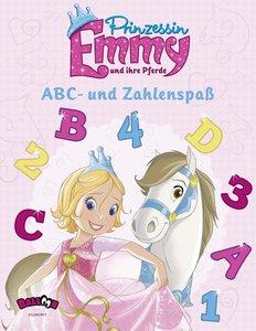 Prinzessin Emmy und ihre Pferde - ABC- und Zahlenspaß