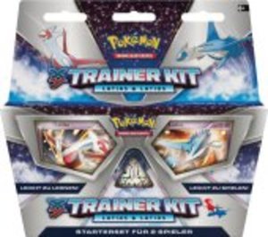 PKM XY Trainer Kit 7 DE Fix8