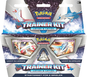 PKM XY Trainer Kit 7 DE Fix8