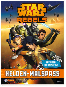 Star Wars Rebels: Helden-Malspaß
