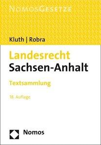 Landesrecht Sachsen-Anhalt