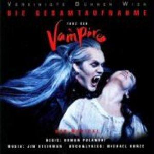 Tanz der Vampire. 2 Musical-CDs
