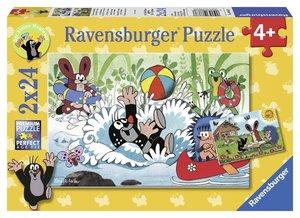 Ravensburger 088638 - Urlaub mit Maulwurf