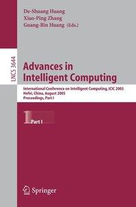 Advances in Intelligent Computing
