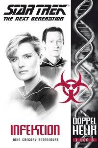 Betancourt, J: Star Trek - TNG: Doppelhelix 1