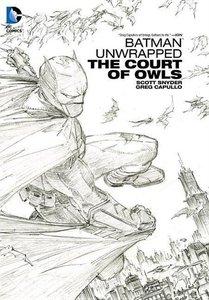 Batman Unwrapped Court Of Owls