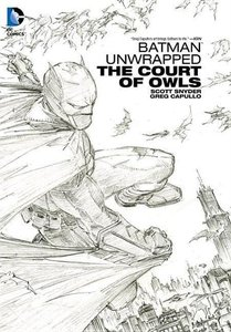 Batman Unwrapped Court Of Owls