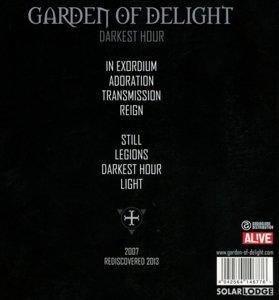Darkest hour (rediscovered 201