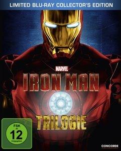 Iron Man Trilogie-Limited Blu-ray Coll (Blu-ray)