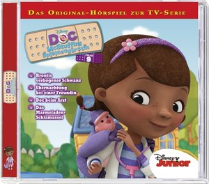Disney - Doc McStuffins 09