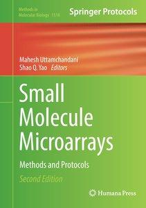 Small Molecule Microarrays