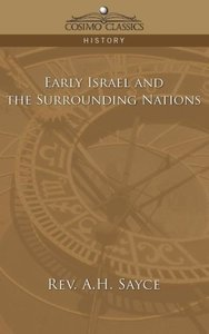 Early Israel and the Surrounding Nations