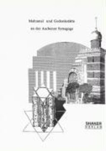 Mahnmal und Gedenkstätte an der Aachener Synagoge