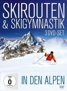 Skirouten & Skigymnastik in den Alpen