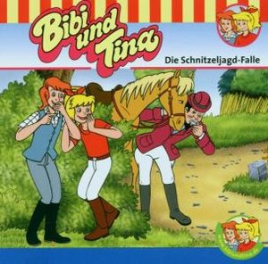 Bibi und Tina 47. Die Schnitzeljagd-Falle. CD