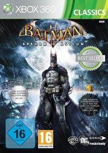 Batman: Arkham Asylum - XBOX CLASSICS
