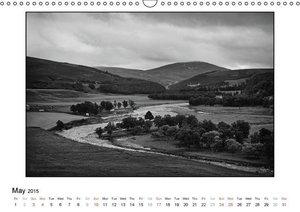 Scotland Landscape beyond Time (Wall Calendar 2015 DIN A3 Lands