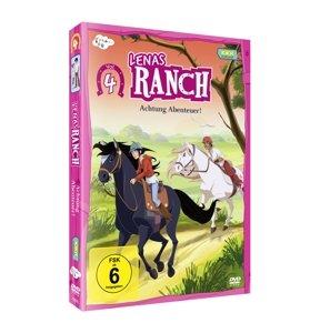 Lenas Ranch Vol.4-Achtung Abenteuer!
