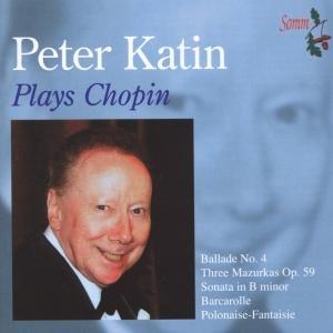 Peter Katin plays Chopin