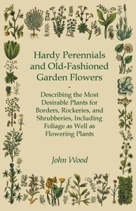 Hardy Perennials And Old-Fashioned Garden Flowers - Describing T